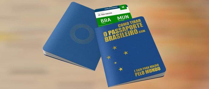 Fazer o passaporte brasileiro