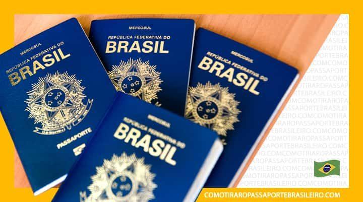 Palácio do Planalto: Volta Brasão da República do Brasil no passaporte brasileiro