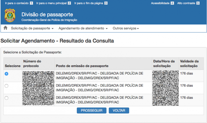 Esta imagem ilustra o post sobre agendamento para retirar passaporte